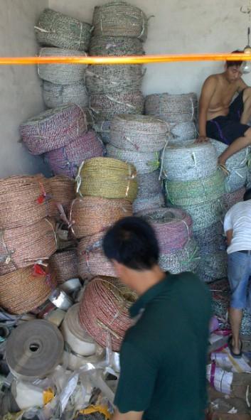 耐磨打包绳厂家:河北价位合理的废纸打包绳上哪买