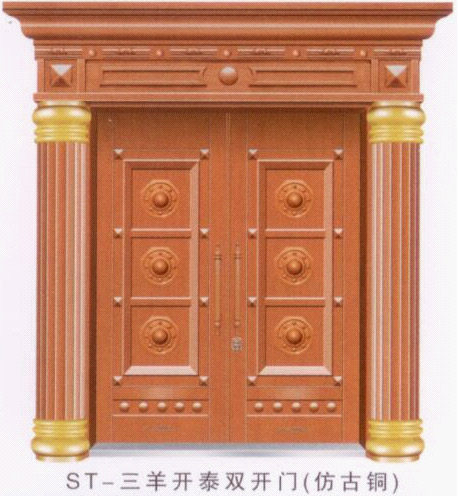 昆明不锈钢门——哪儿有卖销量好的云南星月神防盗门