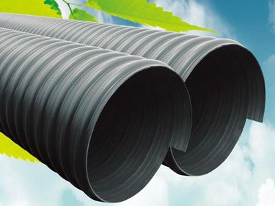 HDPE双壁波纹管