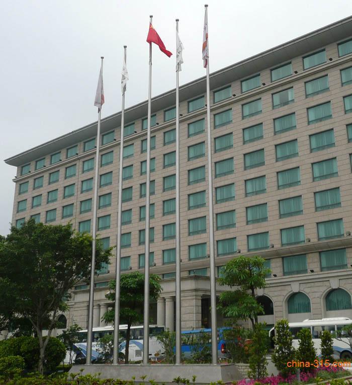 廈門酒店旗桿價格-品質酒店旗桿當選親形象金屬制品公司