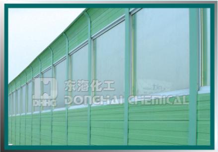 玻璃钢II型声屏障