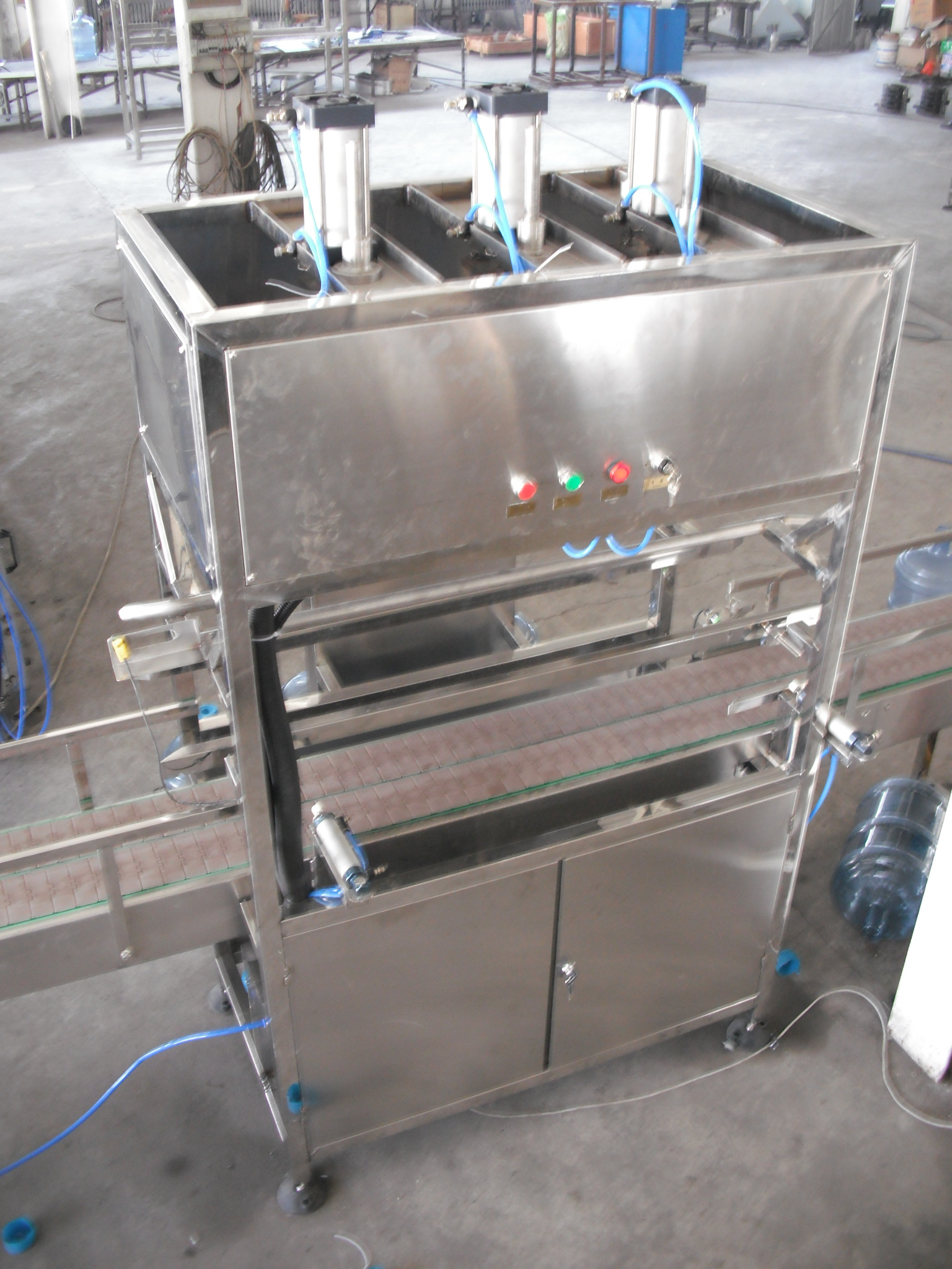 600桶桶装水生产线-258.com企业服务平台