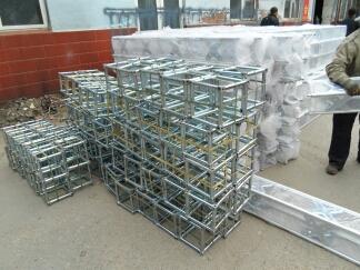 铝合金桁架 铝合金蝴蝶展架 桁架厂家批发