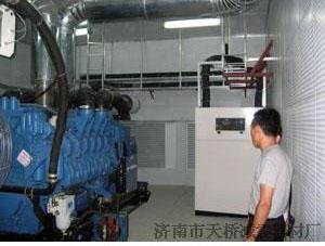 发电机隔音降噪技术,发电机房噪声治理方案,发电机减震降噪