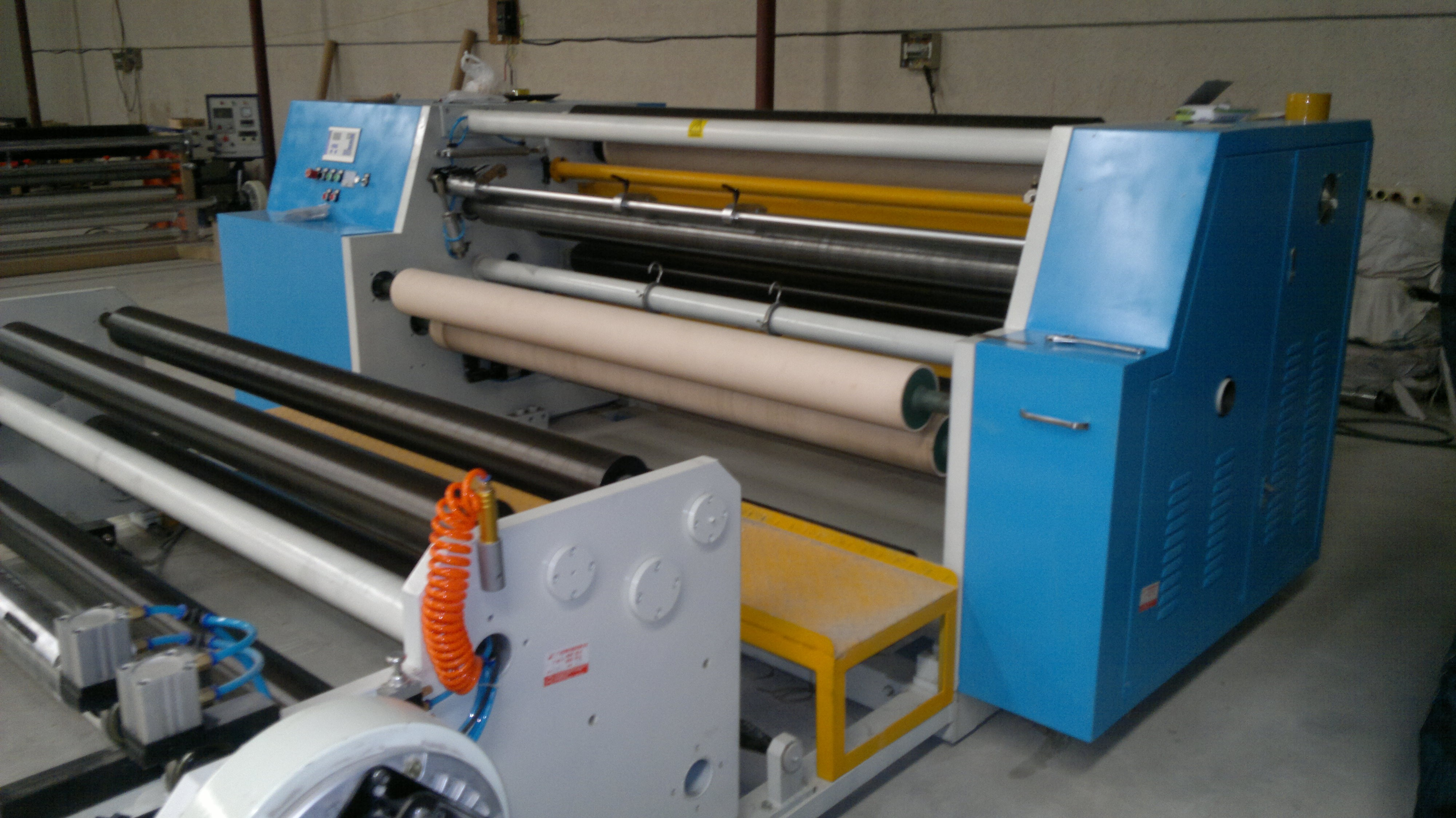 济南预涂膜淋膜生产线供应预涂膜、贴窗片、预涂膜专用分切机