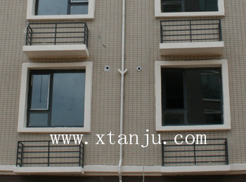 组装式空调护栏