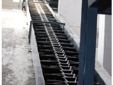 重型框鏈刮板出渣機