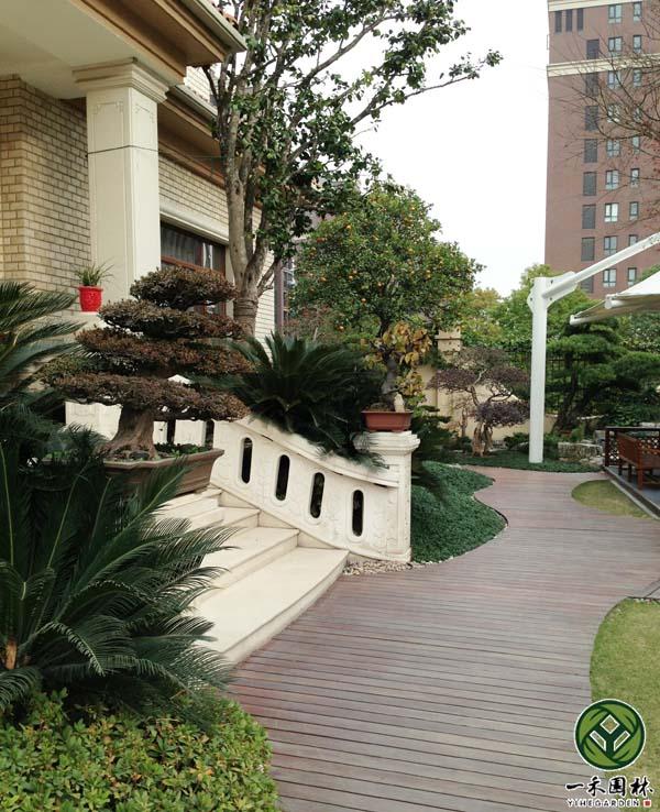 別墅花園景觀設計,私家庭院景觀設計