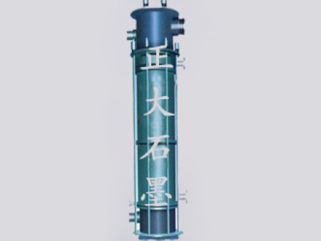 YKX型圆块孔式12博官网 降膜吸收器