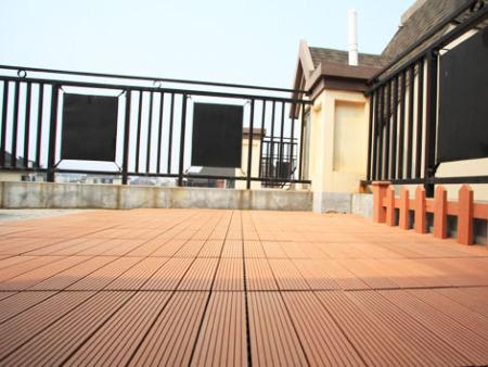 南宁塑木地板厂家安装工程 质量上乘