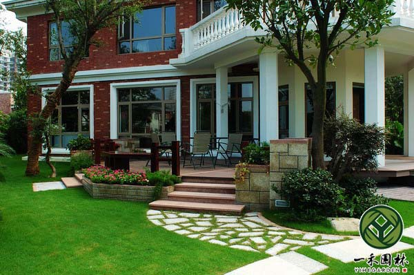 园林景观设计屋顶花园景观设计别墅庭院景观设计别墅花园