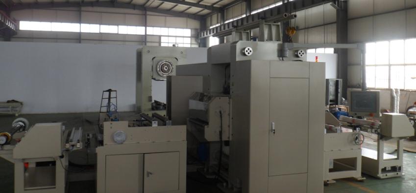 朝阳机械公司供应上等极片对辊机 极片对辊机的工作原理图片