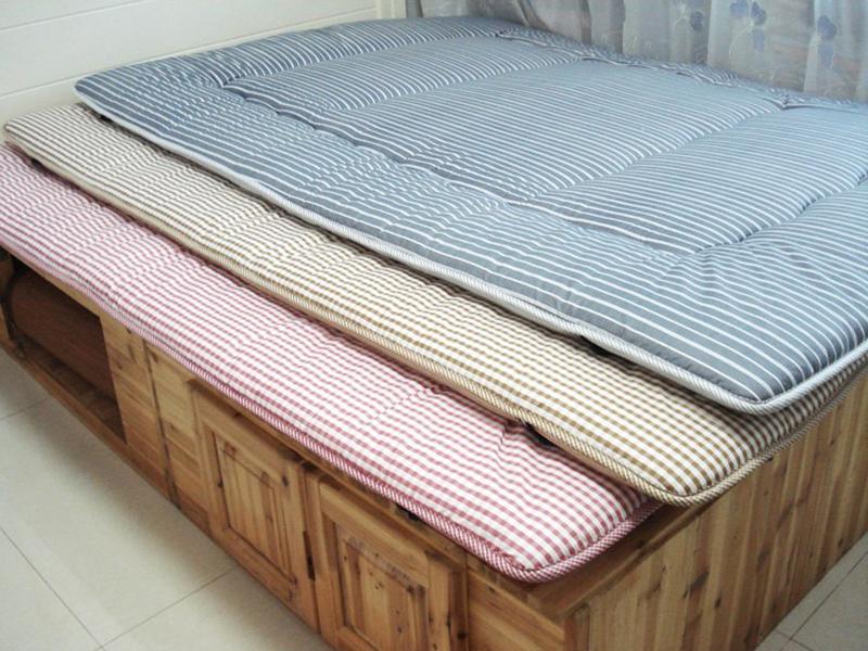 羊毛床垫 榻榻米床垫 中厚垫子特价