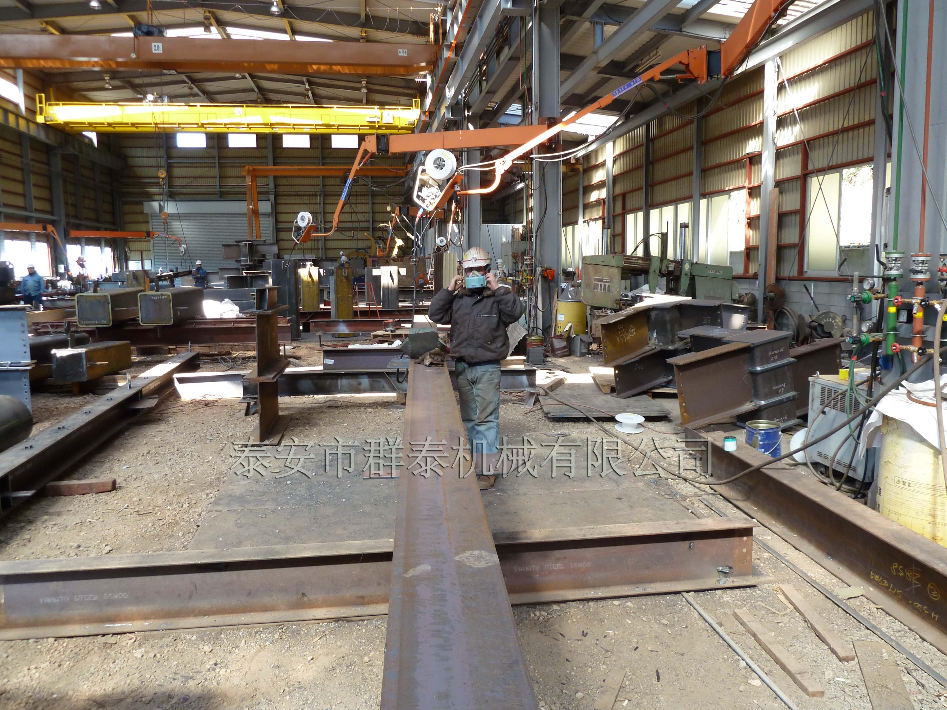 焊接支撑架|焊接辅机架