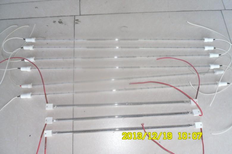 紅外線短波加熱管