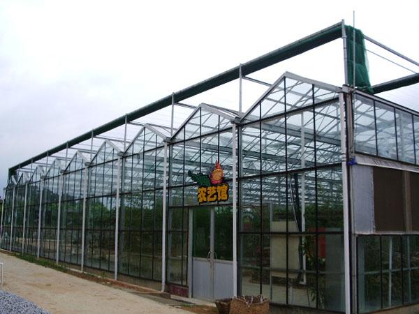 惠安阳光板温室大棚 阳光板温室大棚就选家彬温室大棚