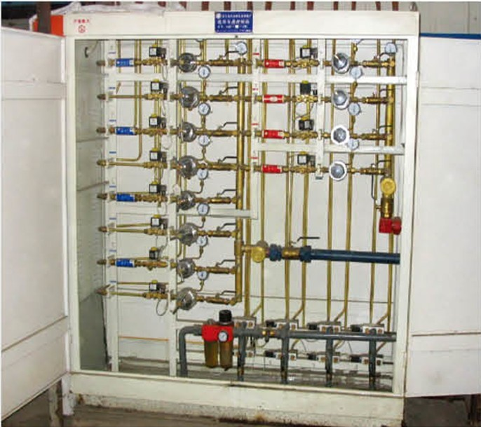 能源介质箱