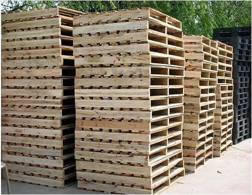 定西口碑好的木制托盘推荐_甘肃木制托盘厂家