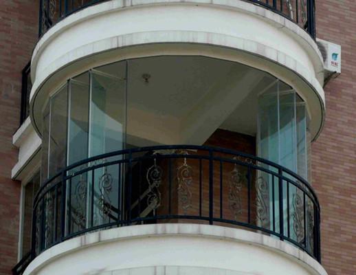 半圆阳台装修设计图