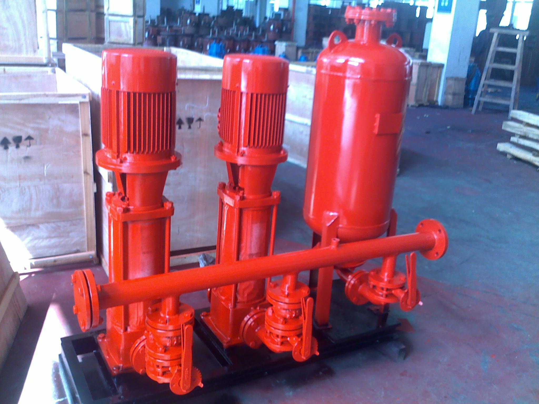 厂家供应消防气压给水设备-深圳市万海泵业有限公司图片
