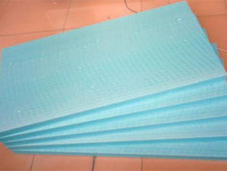 上海宝山外墙保温挤塑板批发价格 华美挤塑板