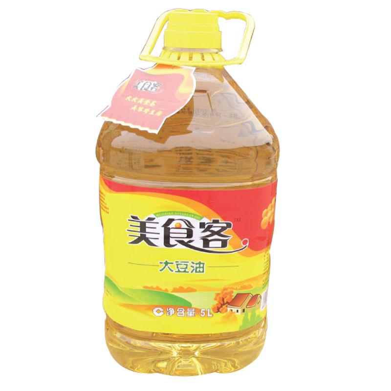 美食客大豆油批发
