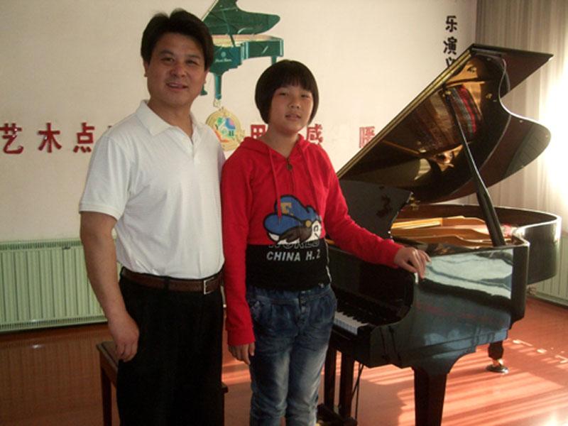烟台儿童钢琴培训