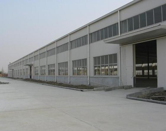 山东钢结构车间
