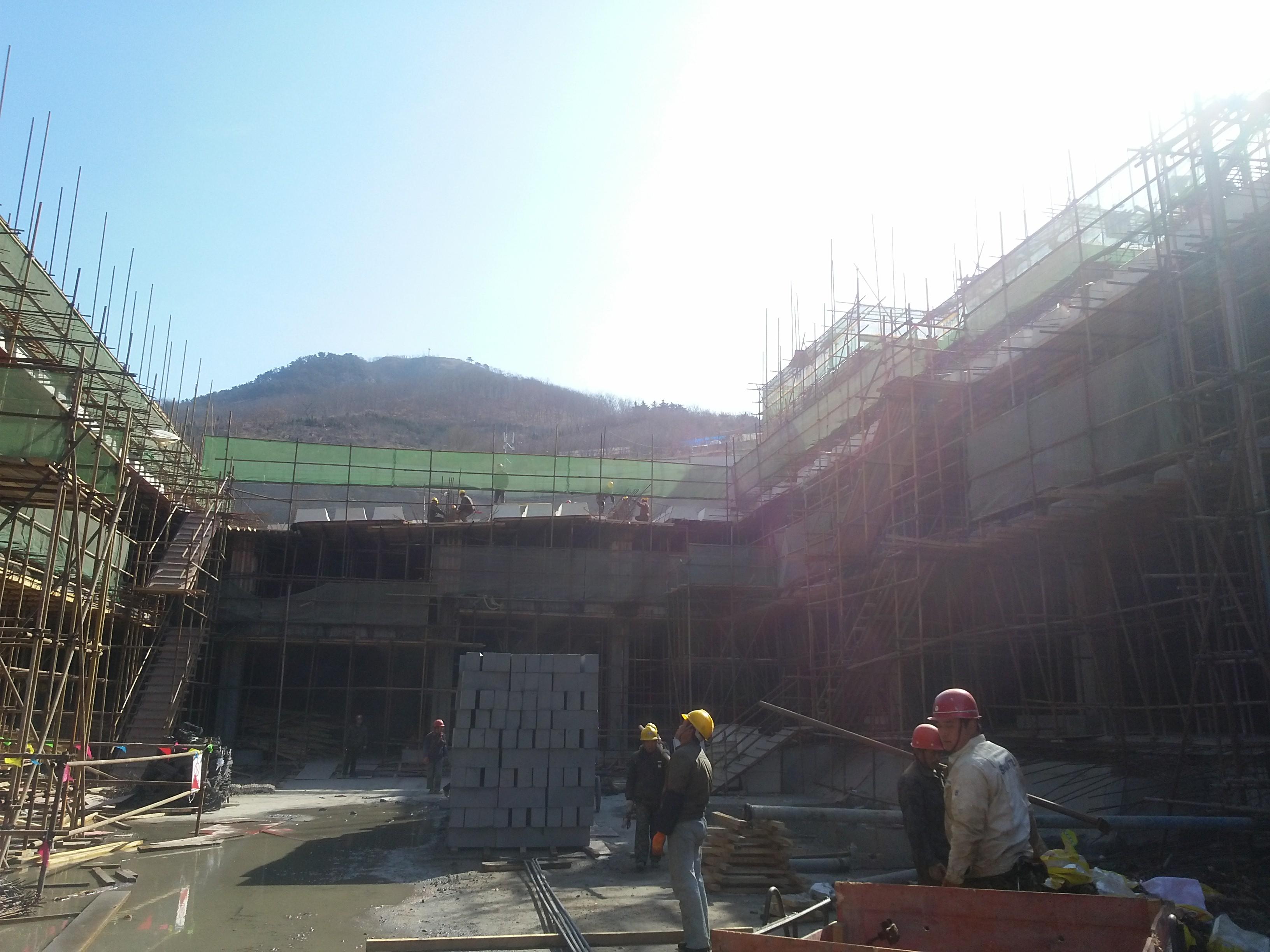 青岛建筑模壳