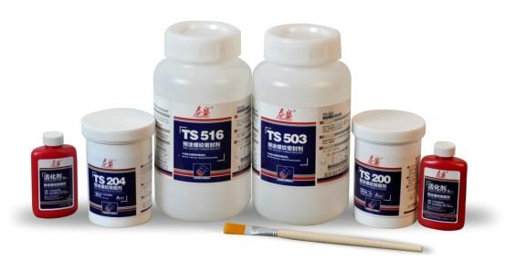 烟台好的烟台预涂螺纹锁固剂推荐_烟台泰盛TS3060环氧结构胶制造公司