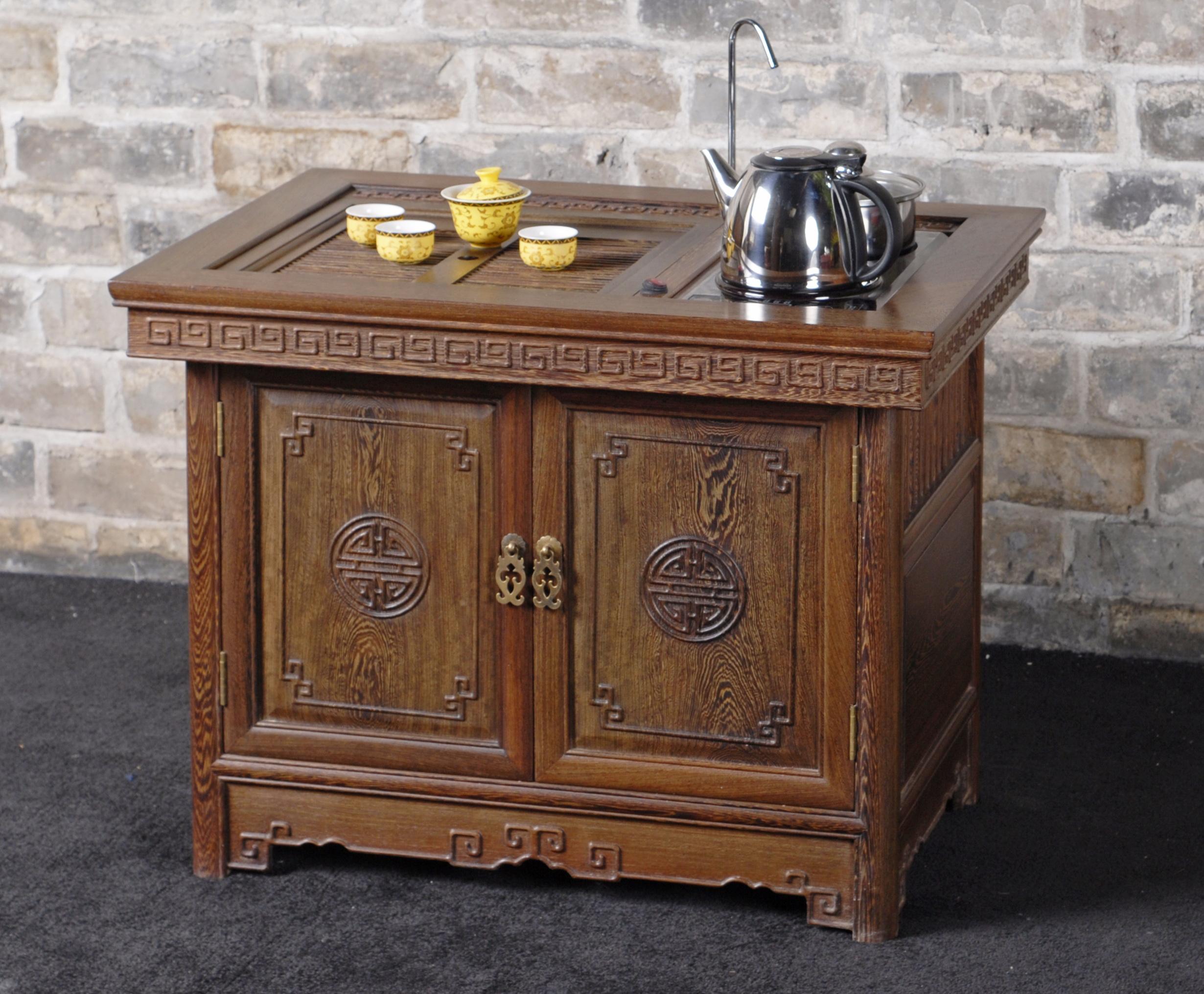 甘肅紅木茶臺 蘭州紅木家具