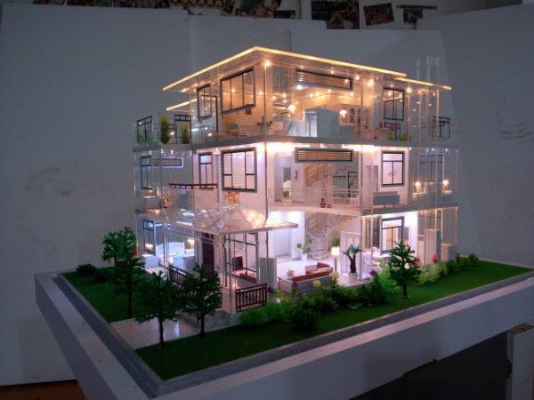 烟台建筑模型设计  烟台建筑模型制作公司