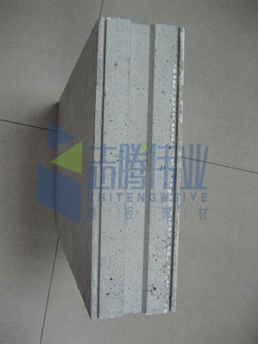 轻质复合墙板 建筑隔断防火好建材 专业室内隔断墙材