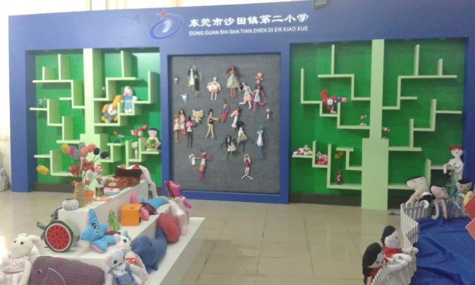校园文化展厅设计制作-258.com企业服务平台
