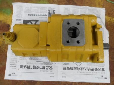 装载机高压双联齿轮油泵 生产厂家