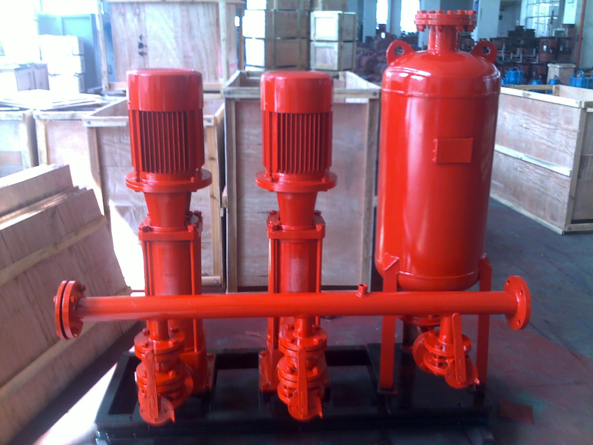 应急消防气压给水设备-深圳市万海泵业有限公司图片