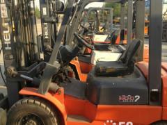 青州工程机械公司,专业的二手叉车供应商
