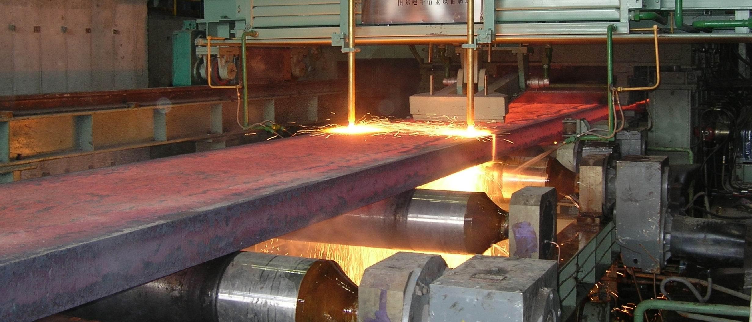 大板坯火焰切割机切割车