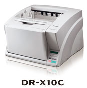 DR 专业高速文件扫描仪 生产型  DR-X10C
