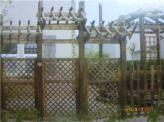烟台防腐木围栏 烟台防腐木供应商家-258