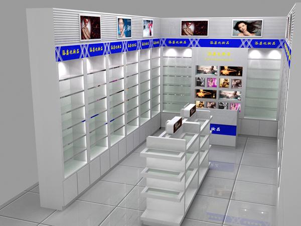 昆明化妆品展柜你值得拥有 昆明化妆品展柜价格范围