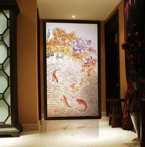中国艺术玻璃市场广阔,前景远大