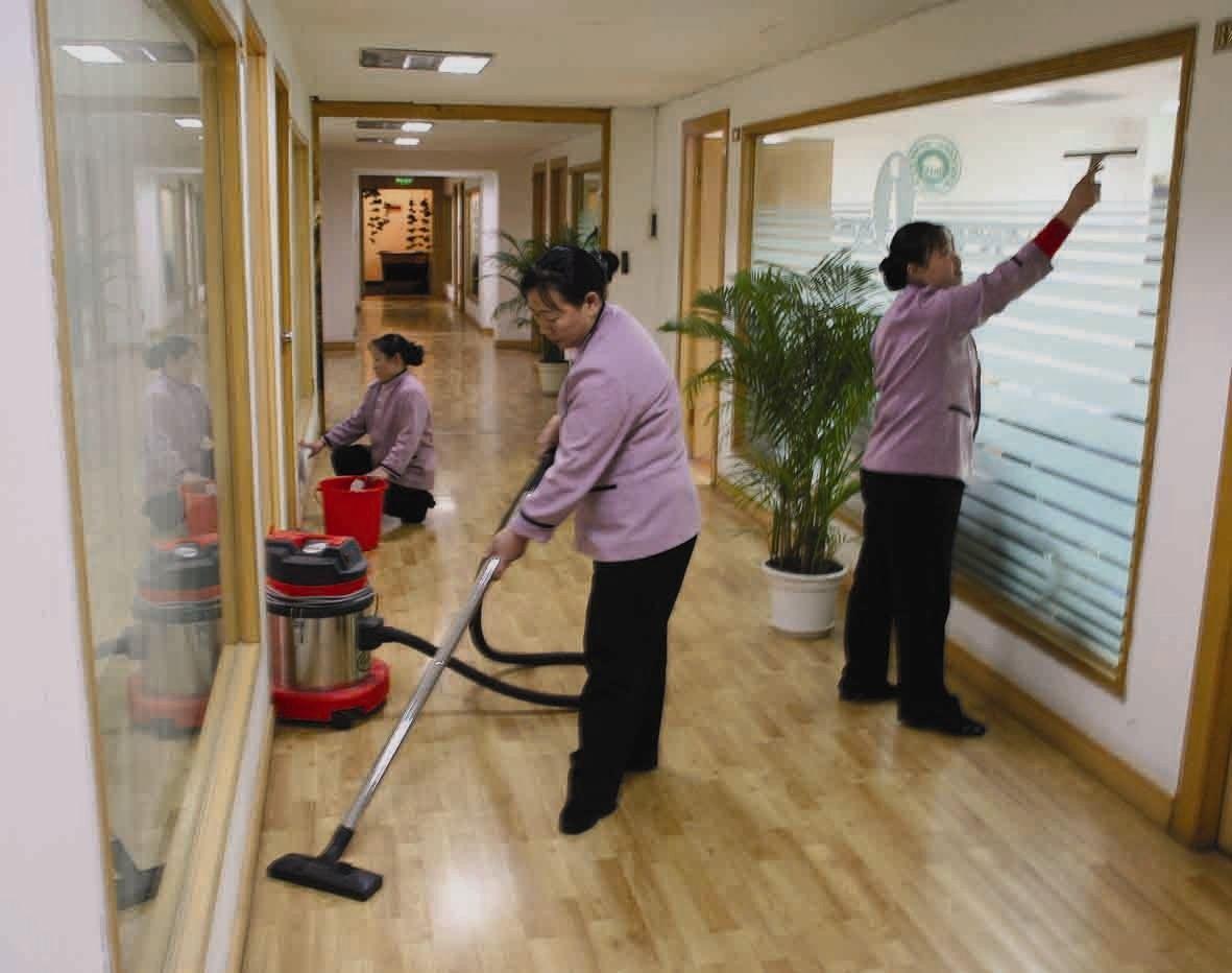 泰安家庭保洁|周到的家庭保洁公司