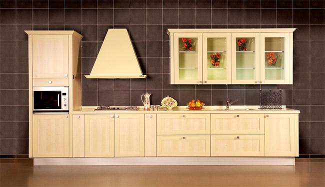 闽福橱柜厂_高质量烤漆整体厨柜供应商烤漆整体厨柜装潢