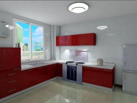 上等烤漆整体厨柜,福建质量可靠的烤漆整体厨柜生产厂家