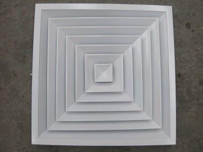 方形散流器专业供应商|生产空调散流器
