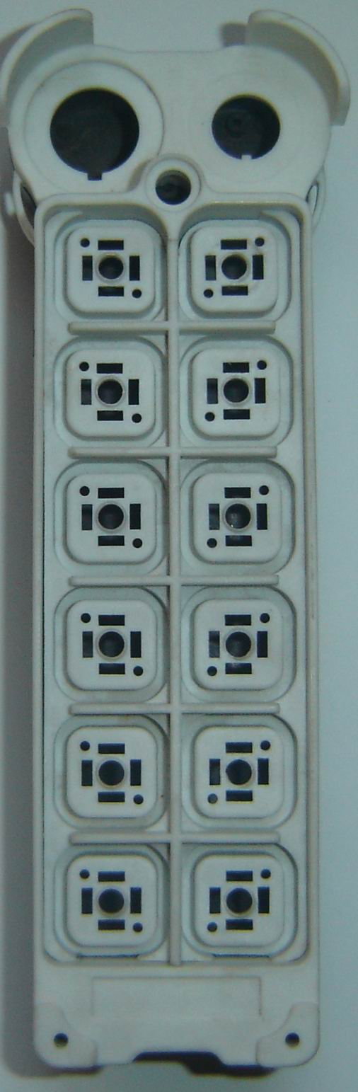 大型行吊遥控器外壳配件
