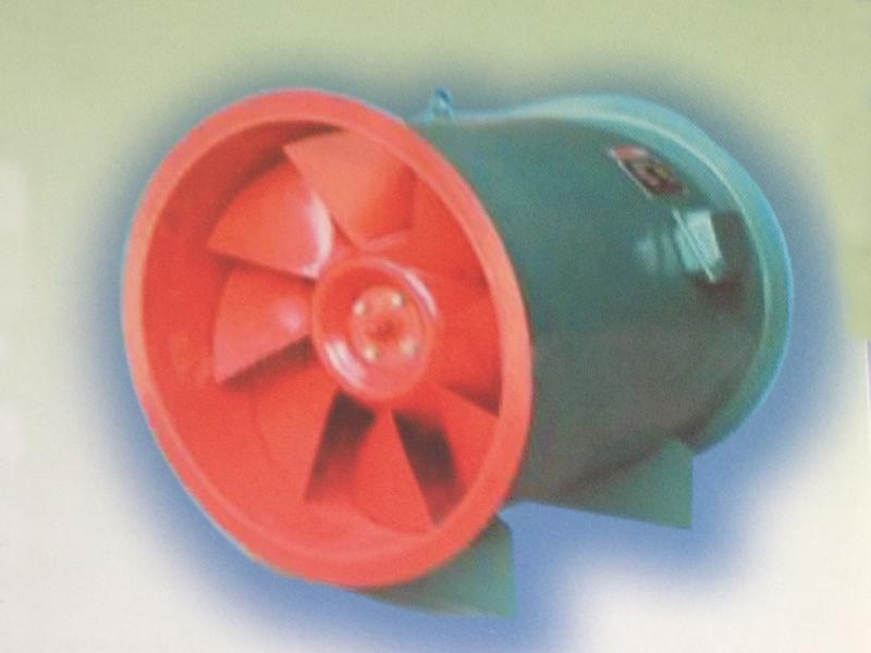GXF低噪音管道斜流风机