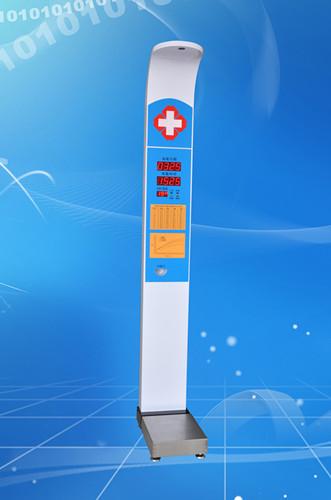 乐佳电子新款医用身高体重测量仪怎么样  晋城医用身高体重测量仪