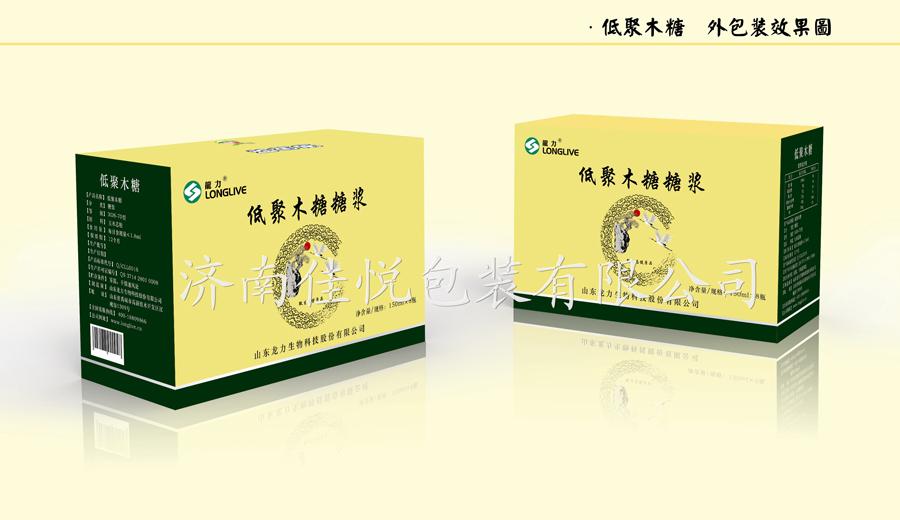 药用包装盒